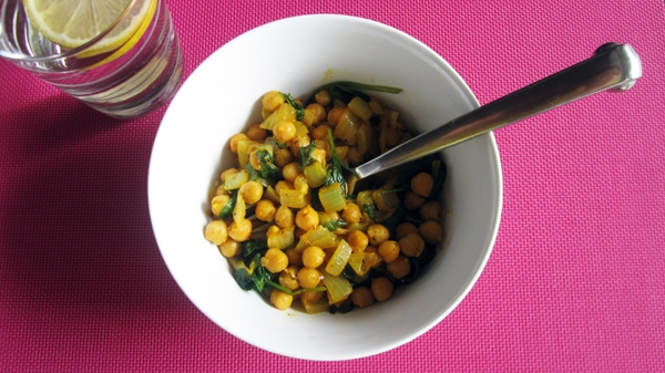 Quick & Easy Chana Masala - Vegan & Gluten-Free