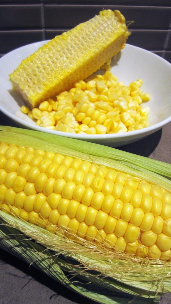 Fresh Corn Kernels