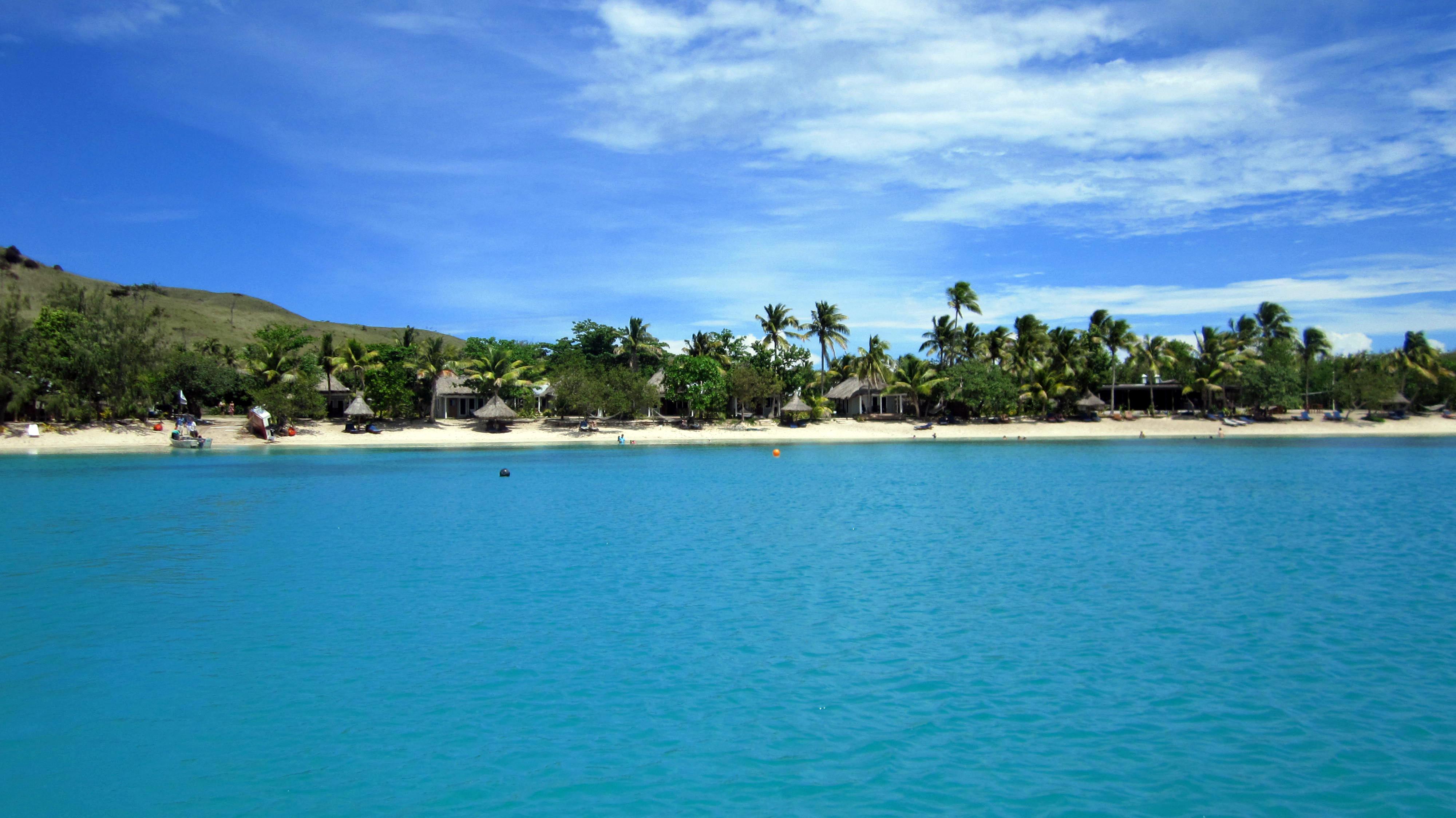 Back From Fiji Vegangela