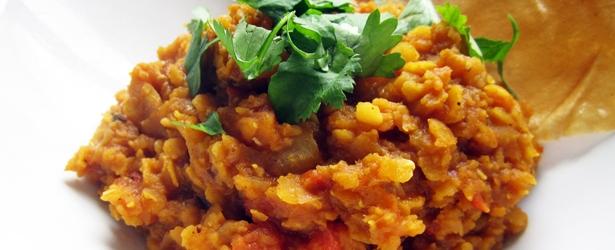 Delicious Pakistani Dal - Vegan & Gluten-Free