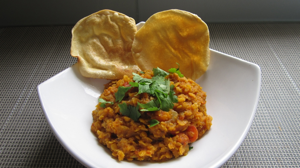 Delicious Pakistani Dal - Vegan and Gluten-Free