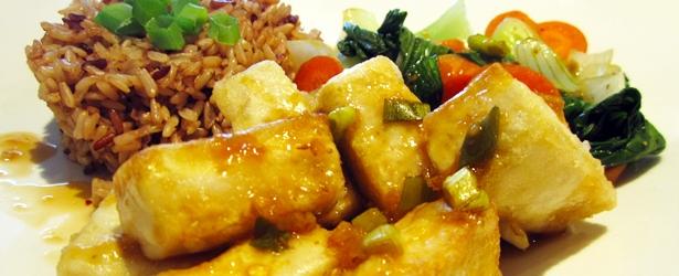 General Tao's Tofu - Vegan & Gluten-Free