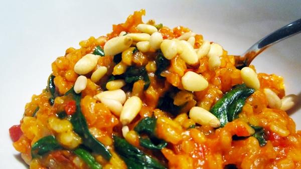 recipe: tomato risotto recipe vegetarian [2]