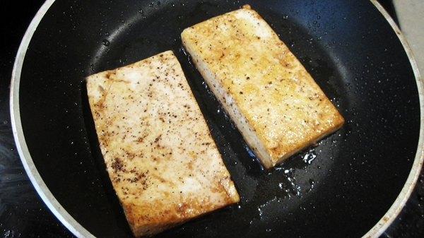 Quick & Easy Tofu Sandwich - Vegan & Gluten-Free