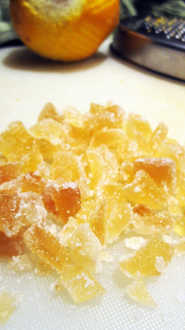 how to eat crystallized ginger