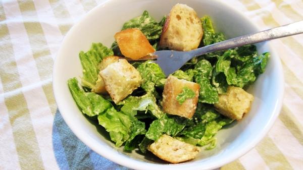 Vegan Caesar Salad Recipe W Photos Vegangela