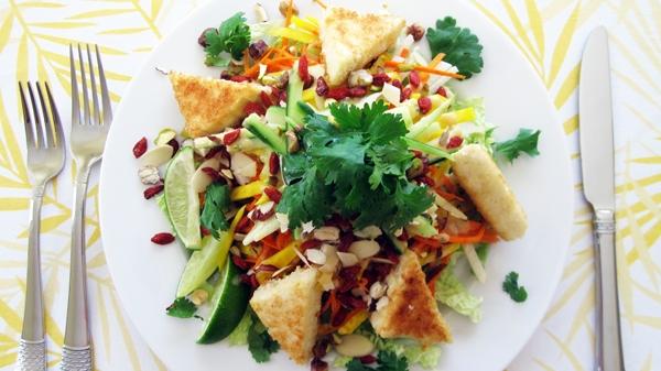 Fresh Restaurant S Tangled Thai Salad