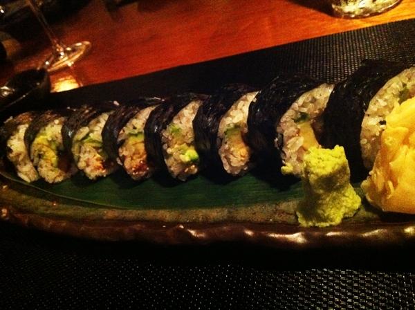 Busshari Sydney - Veggie Roll
