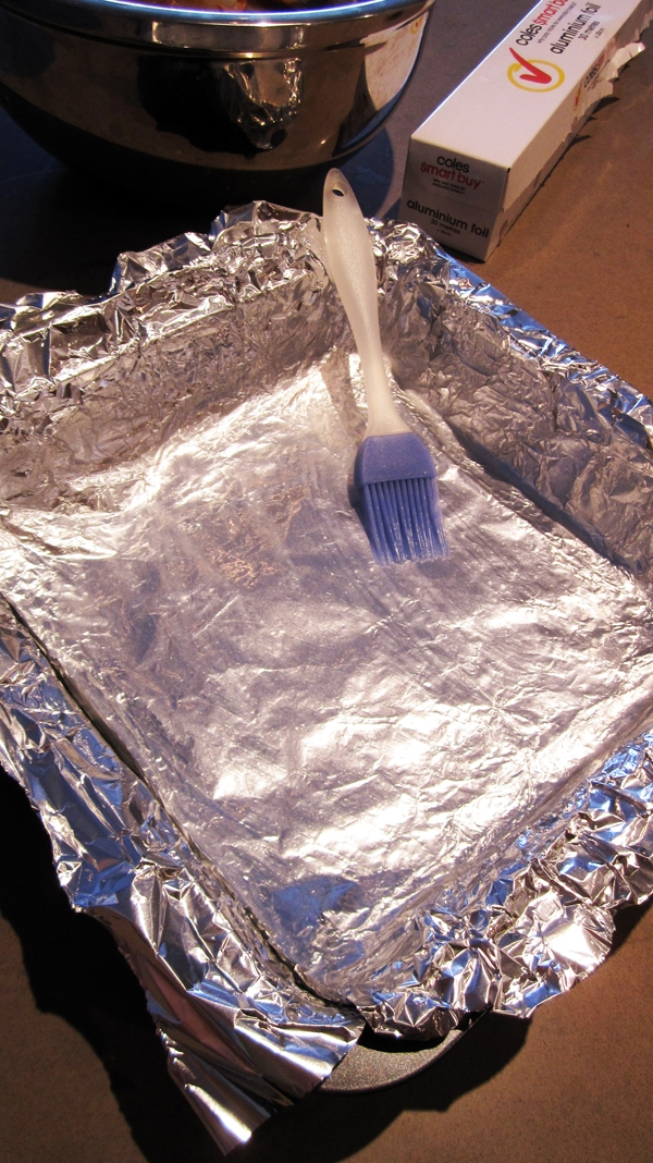 Foiled Tin