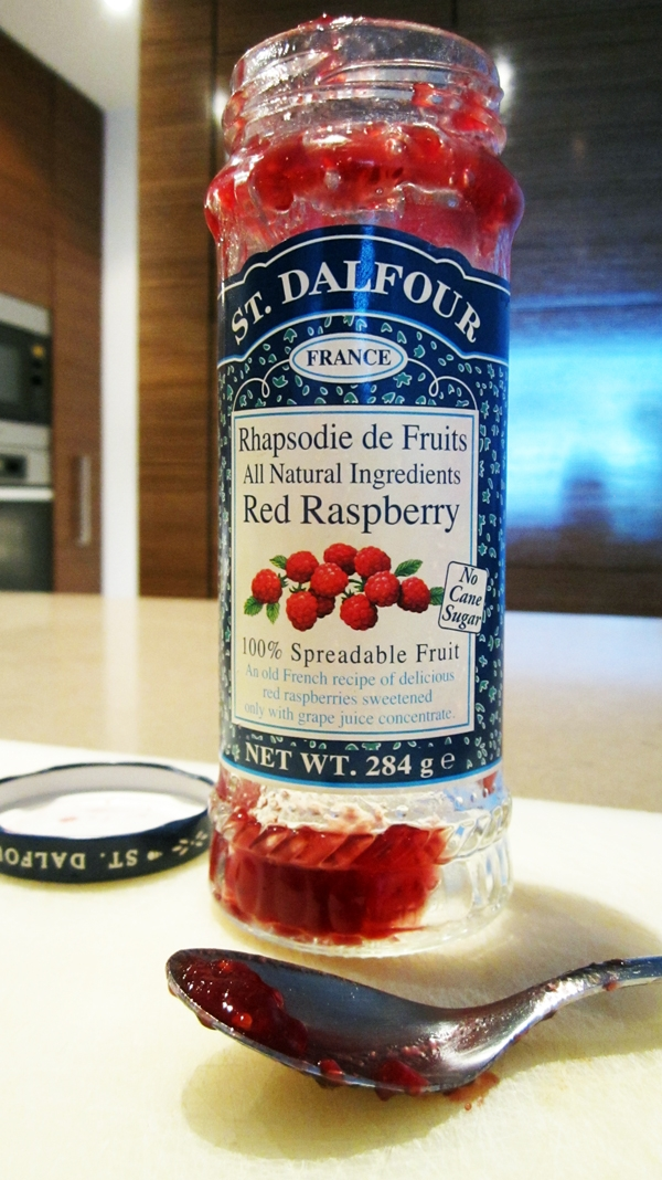 St. Dalfour Raspberry Jam