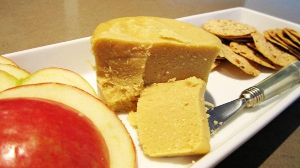vegan mac and cheese cashews