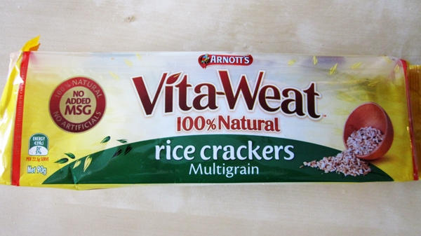 Vita-Weat Multigrain Rice Crackers