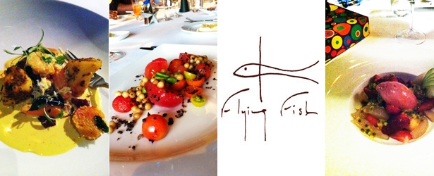 Flying Fish Sydney - Restaurant Review
