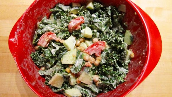 Over The Rainbow Cabbage Salad With Tahini-Lemon Dressing Recipes ...