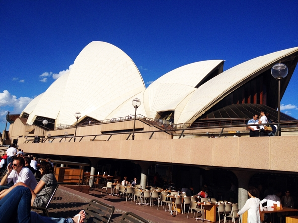 Miss Chu @ Sydney Opera Kitchen - Restaurant Review