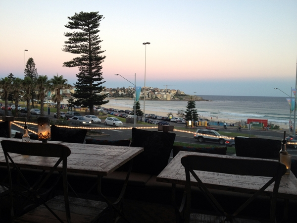 Vue Bar Bondi Restaurant Review