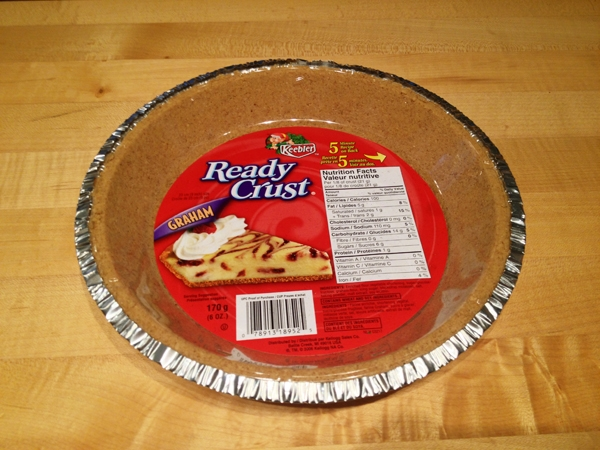 Keebler Graham Ready  Crust