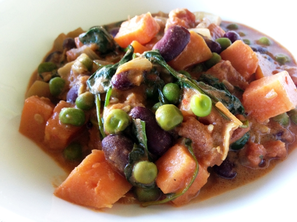 Peanut Stew With Sweet Potatoes And Spinach Recipes — Dishmaps