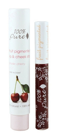 100% Pure – Fruit Pigmented Lip & Cheek Stain