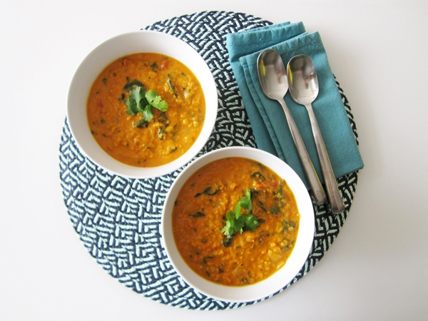 Vegan Coconut Curry Lentil Soup Recipe W Photos Vegangela