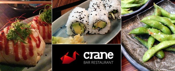 Crane Bar Sydney - Restaurant Review