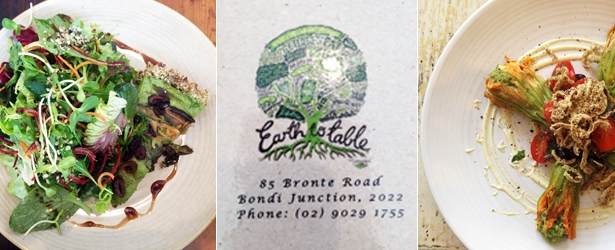 Earth to Table Bondi Junction Restaurant Review