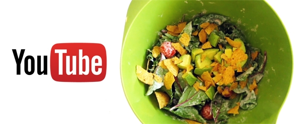 Video: 5-Minute Vegan Taco Salad