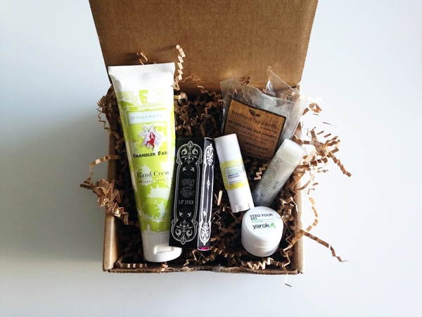 Vegan Cuts: February 2014 Beauty Box